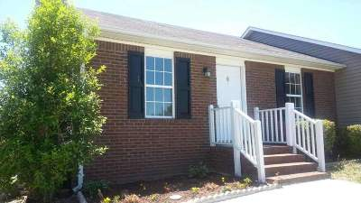 Jacksonville Rental For Rent: 118 Creekview Drive