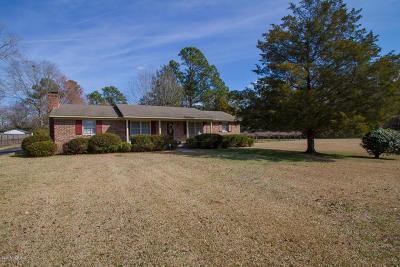 Castle Hayne Single Family Home For Sale: 4418 N College Road