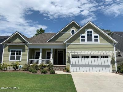 New Hanover County Single Family Home For Sale: 109 Helmsman Drive