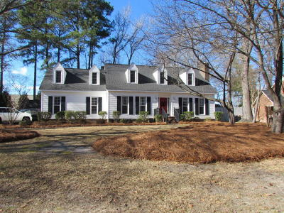Greenville Single Family Home For Sale: 395 Claredon Drive