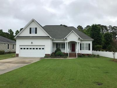 Winterville Single Family Home For Sale: 1071 Vicksburg Drive