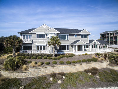 Emerald Isle Single Family Home Active Contingent: 10104 Seabreeze Drive