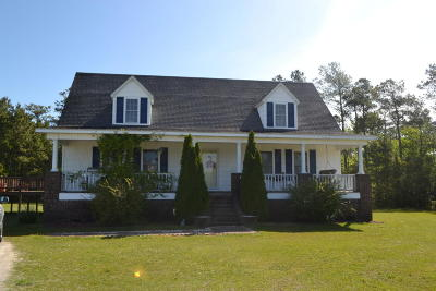 Beaufort Single Family Home For Sale: 309 Heron Court