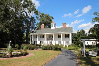 Farmville Single Family Home For Sale: 4144 E Lang Street