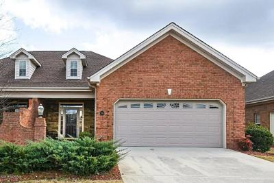 Leland Condo/Townhouse For Sale: 3569 Bendemere Drive