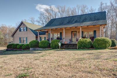 Nashville Single Family Home For Sale: 1831 Rose Boulevard