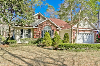 Ocean Isle Beach Single Family Home For Sale: 1663 Bent Tree Trail SW