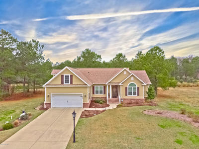 Brunswick Plantation Single Family Home For Sale: 8864 Pickens Place NW