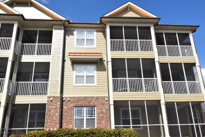 Calabash Condo/Townhouse For Sale: 395 S Crow Creek Drive #1501