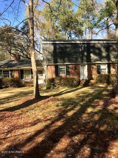 Wilmington Single Family Home For Sale: 109 Trail In The Pines Street