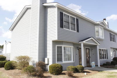 Greenville NC Condo/Townhouse For Sale: $44,900