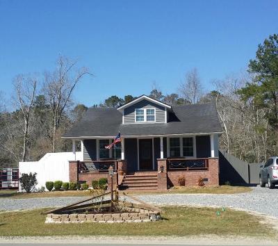 Bolivia Single Family Home For Sale: 150 Benton Road SE