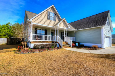 Newport Single Family Home For Sale: 705 Mandolin Lane