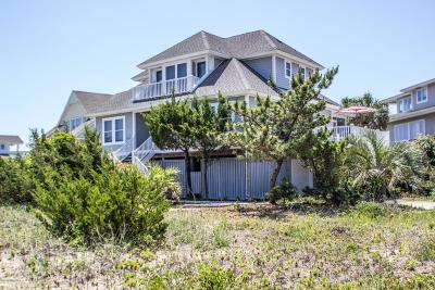 Bald Head Island Single Family Home For Sale: 2 Starrush Trail