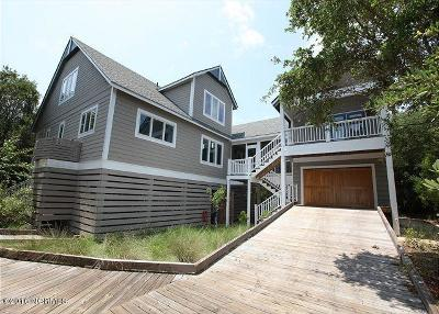 Bald Head Island Single Family Home For Sale: 25 Horsemint Trail