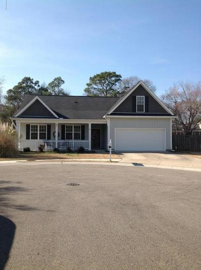 Wilmington Single Family Home For Sale: 6303 Stonemoor Court
