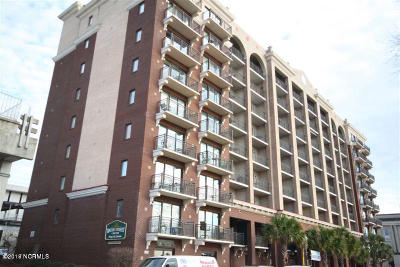 Wilmington Condo/Townhouse For Sale: 106 N Water Street #509