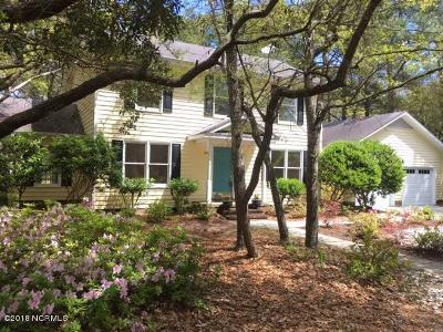 Wilmington Single Family Home For Sale: 201 Chimney Lane