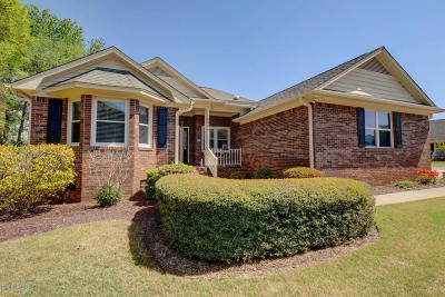 Wilmington Single Family Home For Sale: 6140 Sugar Pine Drive