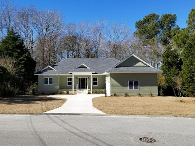 Wilmington Single Family Home For Sale: 306 N Colony Circle