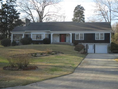 Grifton Single Family Home Active Contingent: 6702 N Dupont Street