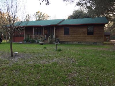 Holly Ridge Single Family Home For Sale: 162 Old Folkstone Road