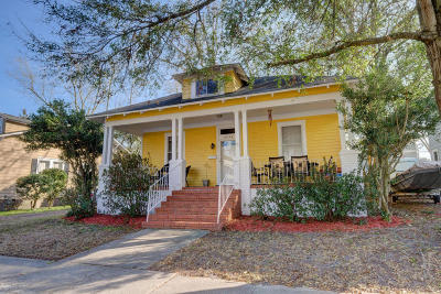Wilmington Single Family Home For Sale: 2014 Pender Avenue
