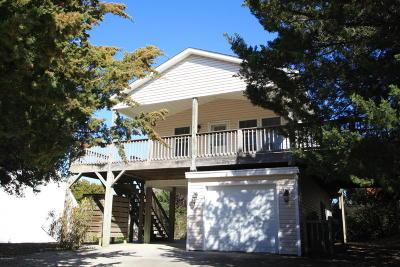 Emerald Isle Single Family Home For Sale: 116 Sea Oats Drive