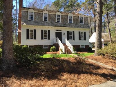 Rocky Mount Single Family Home For Sale: 144 Candlewood Road