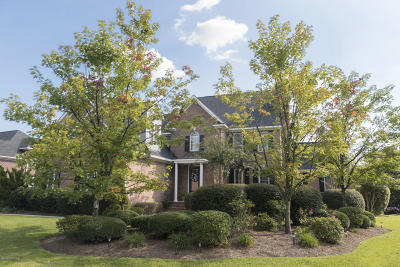 Wilmington Single Family Home For Sale: 5000 Nicholas Creek Circle