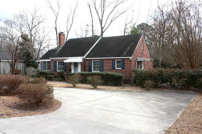 Greenville NC Single Family Home For Sale: $230,000