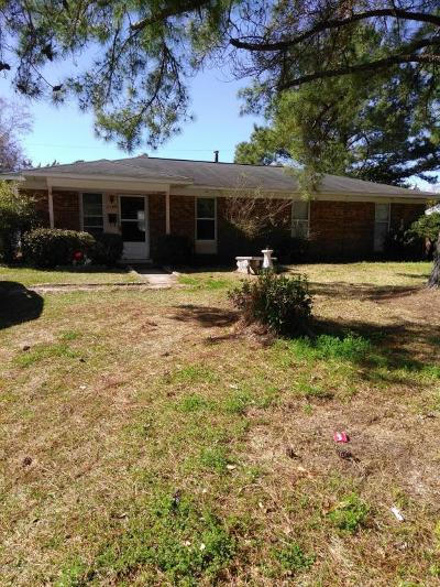 Wilmington Single Family Home For Sale: 1105 N 30th Street