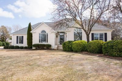 Wilmington Single Family Home For Sale: 3401 Upton Court