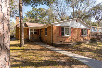Pine Knoll Shores Single Family Home For Sale: 130 Yaupon Road