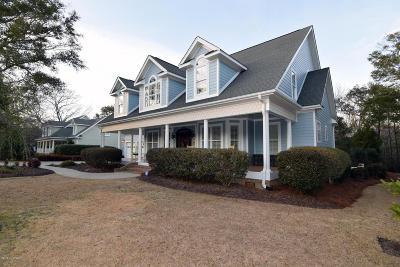 Southport Single Family Home For Sale: 6224 Pebble Shore Lane