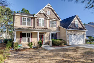 Sneads Ferry Single Family Home For Sale: 221 Mimosa Drive