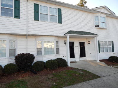 Greenville NC Condo/Townhouse For Sale: $65,000