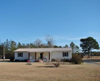 Hubert Single Family Home For Sale: 280 Parkertown Road