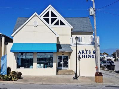 Morehead City Commercial For Sale: 704 Evans Street