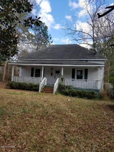 Single Family Home For Sale: 904 N Lee Street