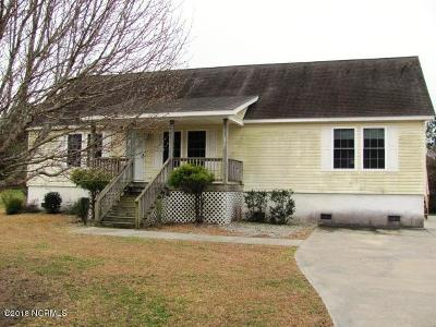 Beaufort Single Family Home For Sale: 410 Mallard Court