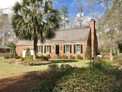 Whiteville NC Single Family Home For Sale: $279,500
