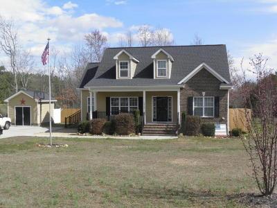 Nashville Single Family Home For Sale: 5965 Careylee Road