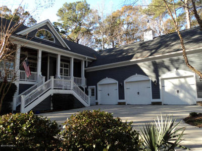 Southport Single Family Home For Sale: 3235 Beaver Creek Drive SE