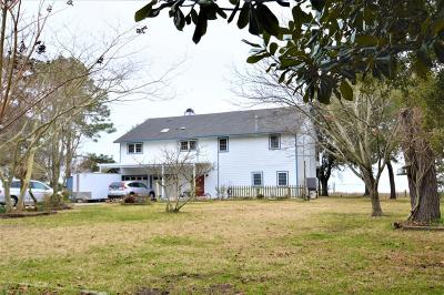 Beaufort Single Family Home For Sale: 440 Austin Road