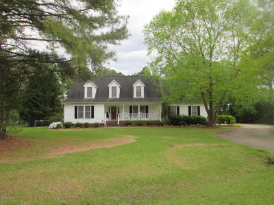 Winterville NC Single Family Home Pending: $178,500