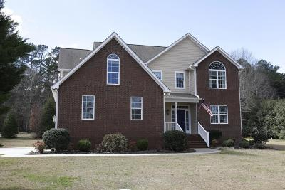 Jacksonville Single Family Home For Sale: 1051 Country Club Drive
