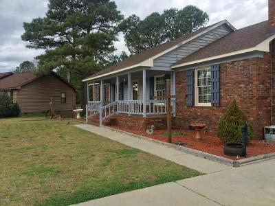 Edgecombe County Single Family Home For Sale: 410 Wayne Avenue