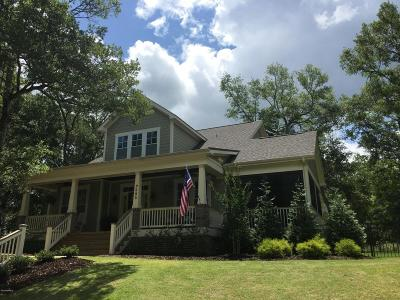 Calabash Single Family Home Sold: 9295 Cargill Drive