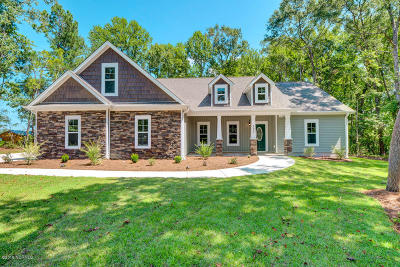 Stella Single Family Home For Sale: 797 Wetherington Landing Road